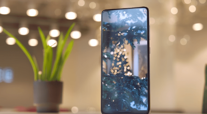 Samsung officially launches
