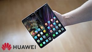 Huawei's new foldable phone giant Huawei Mate V flips the scales with cutting edge technology and amazing cameras 1