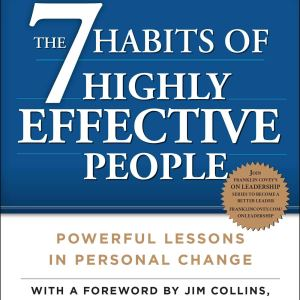 The 7 Habits Of Highly Effective People Book Buy Now