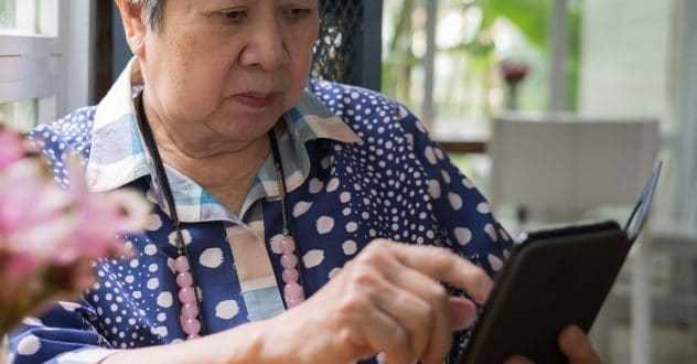 ألعاب الهاتف المحمول قد تكشف الأشخاص الأكثر عرضة لمرض ألزهايمر