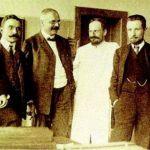 Kraepelin, Alois, Fischer, Bonfiglio y Perusini