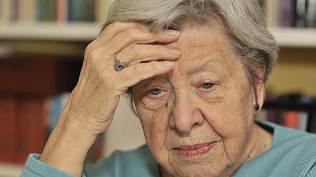 El número de mujeres con alzhéimer es superior al de hombres. Imagen FOTOLIA