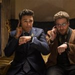 """James Franco, izquierda, en el papel de Dave, y Seth Rogen como Aaron, en una escena de """"The Interview"""" de Columbia Pictures en una fotografía proporcionada por Sony Pictures Entertainment. La cinta se estrena el 25 de diciembre de 2014.SONY PICTURES ENTERTAINMENT, ED ARAQUEL/FOTO AP"""