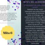 Mitos de Alzheimer. Mito 6: La enfermedad de Alzheimer se puede prevenir