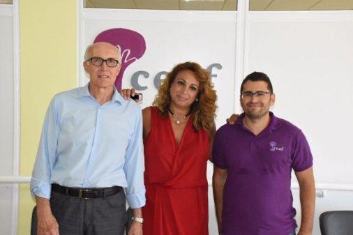 Tenerife refuerza la atención a los enfermos de Alzheimer El Cabildo incluye el CEAF dentro del convenio de atención a la dependencia
