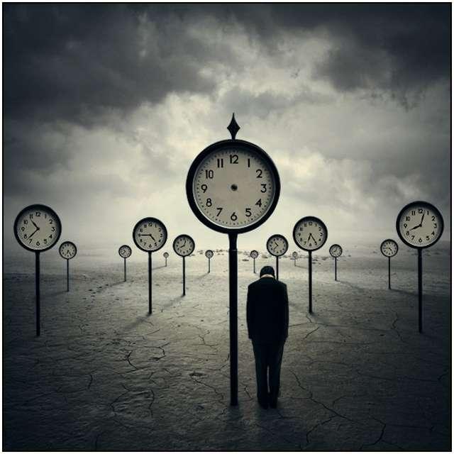 La distorsión del tiempo en la enfermedad de Alzheimer