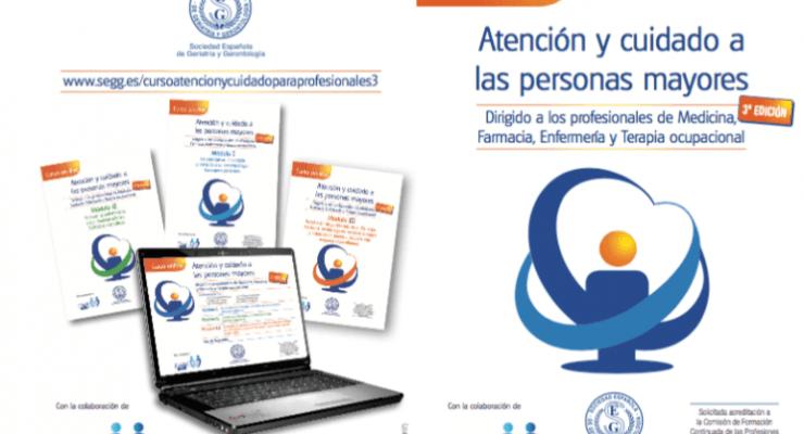 Tercera edición curso gratuito para cuidadores de la SEGG