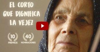 Una Anciana y su Vieja Silla: Magnífico Corto que Dignifica la Vejez.