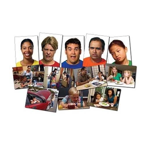 Emotion Cards I Conversation Cards For Seniors I Alzstore