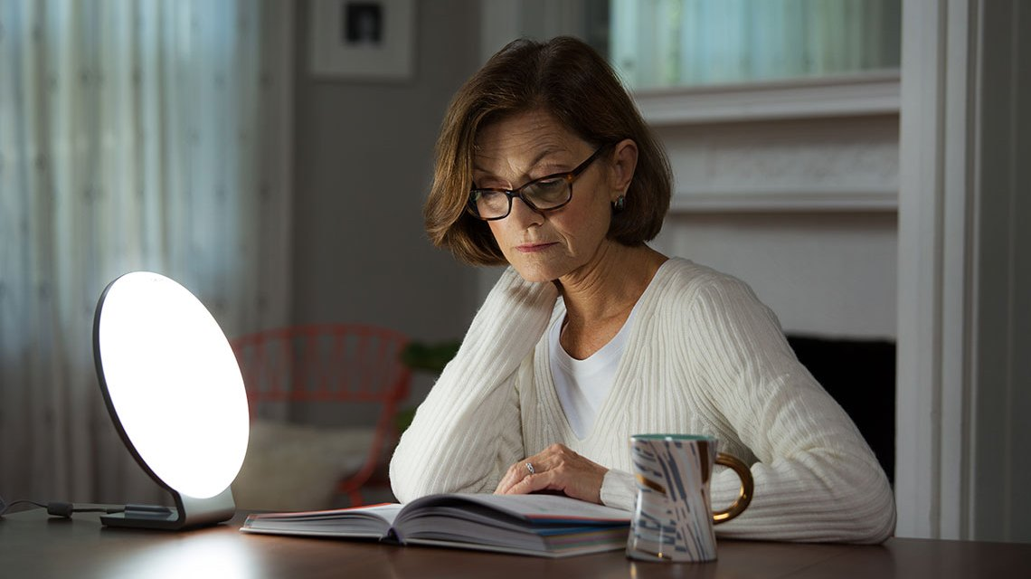 Light Therapy & Sleep Quality in Alzheimers