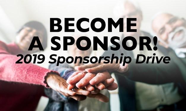 2019 Sponsorship Drive