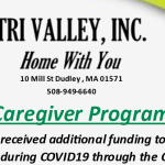 Additional Funding to Support Caregivers during Co-Vid