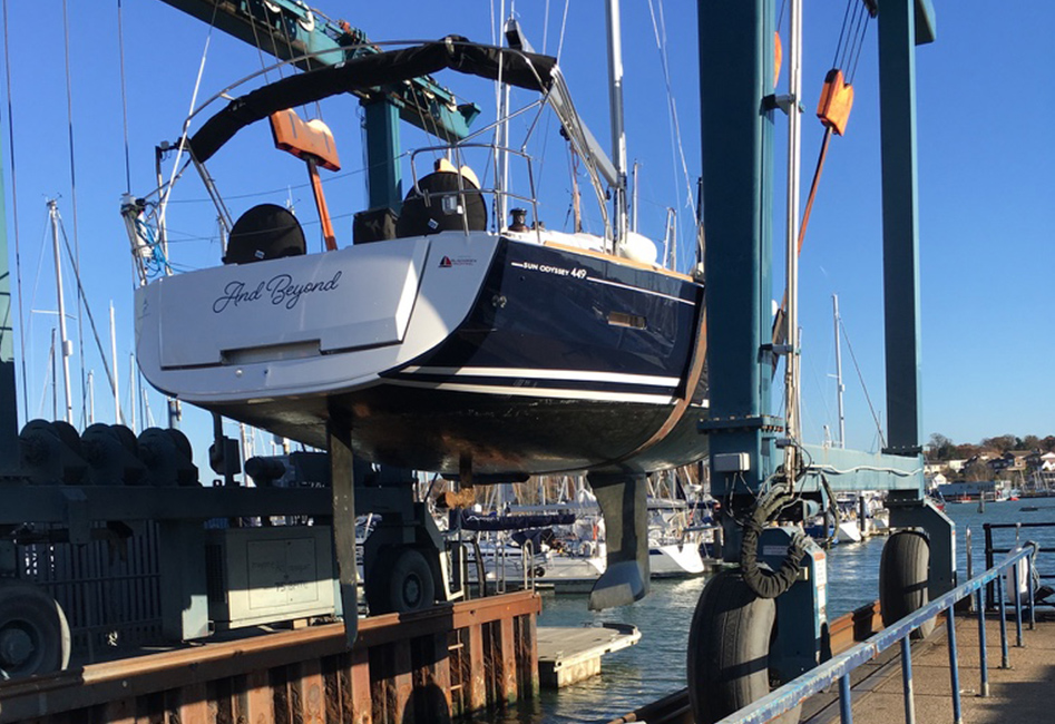 Professional Yacht Maintenance, Hamble