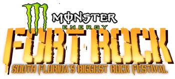 Monster Energy's Fort Rock, South Florida's biggest rock festival