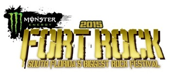 Monster Energy Fort Rock 2015: South Florida's Biggest Rock Festival