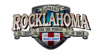 Rocklahoma 2018 Presented by Bud Light: Life, Liberty, and the Pursuit of Rock