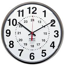 Learning AM PM is not needed with this clock