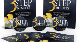 3 step results review
