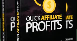 quick affiliate Profits review