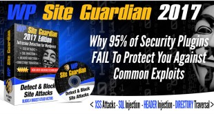 wp site guardian 2017 review