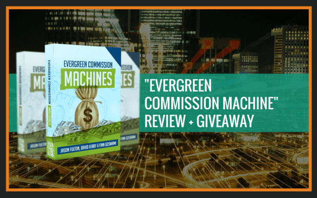 evergreen-commission-machine