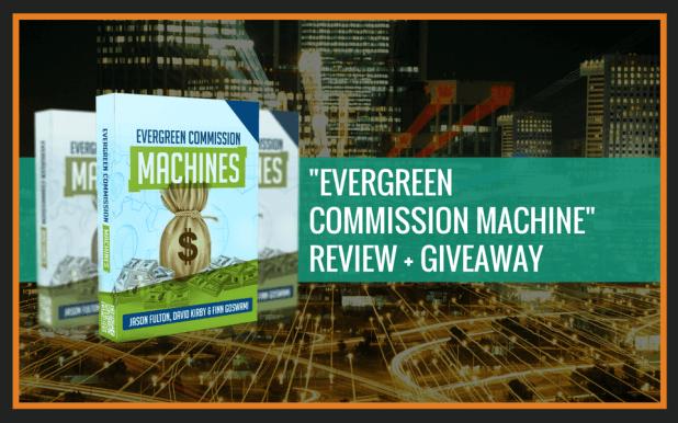 evergreen-commission-machine