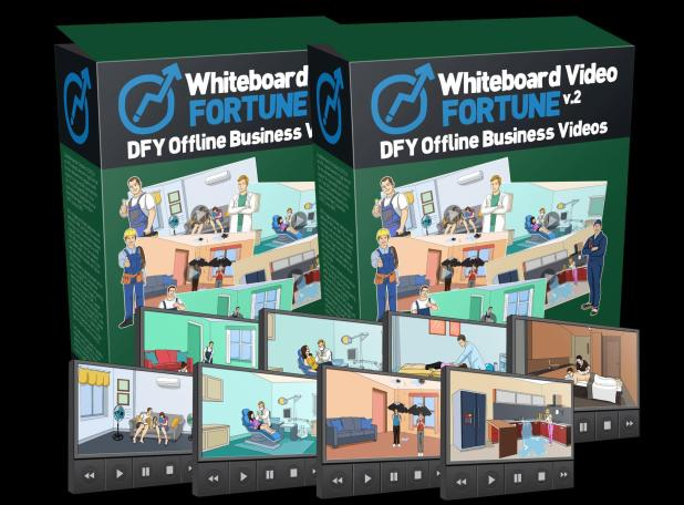 Whiteboard Video Fortune V2 Review