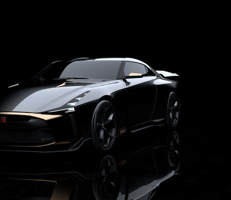 Prototype GT-R50 par Nissan et Italdesign (+vidéo) | AM-Today