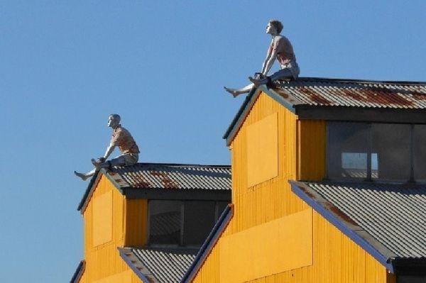 la quinta fachada, diseñar techos, tejados, techos, azoteas