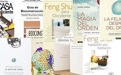 12+1 LIBROS IMPRESCINDIBLES CON IDEAS INCREÍBLES PARA PENSAR TU CASA