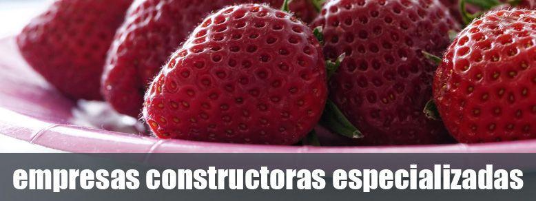 empresas constructoras especializadas