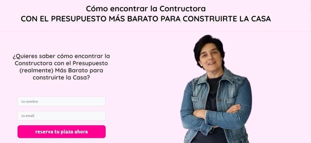 escoger constructor