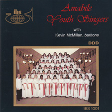 Amabile Youth Singers with Kevin MacMillian