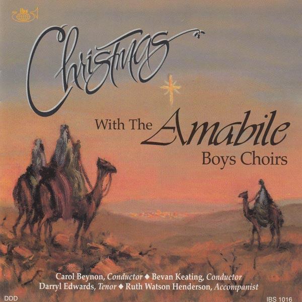 Christmas with the Amabile Boys Choir