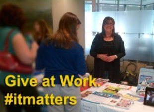 Give at work it matters 1
