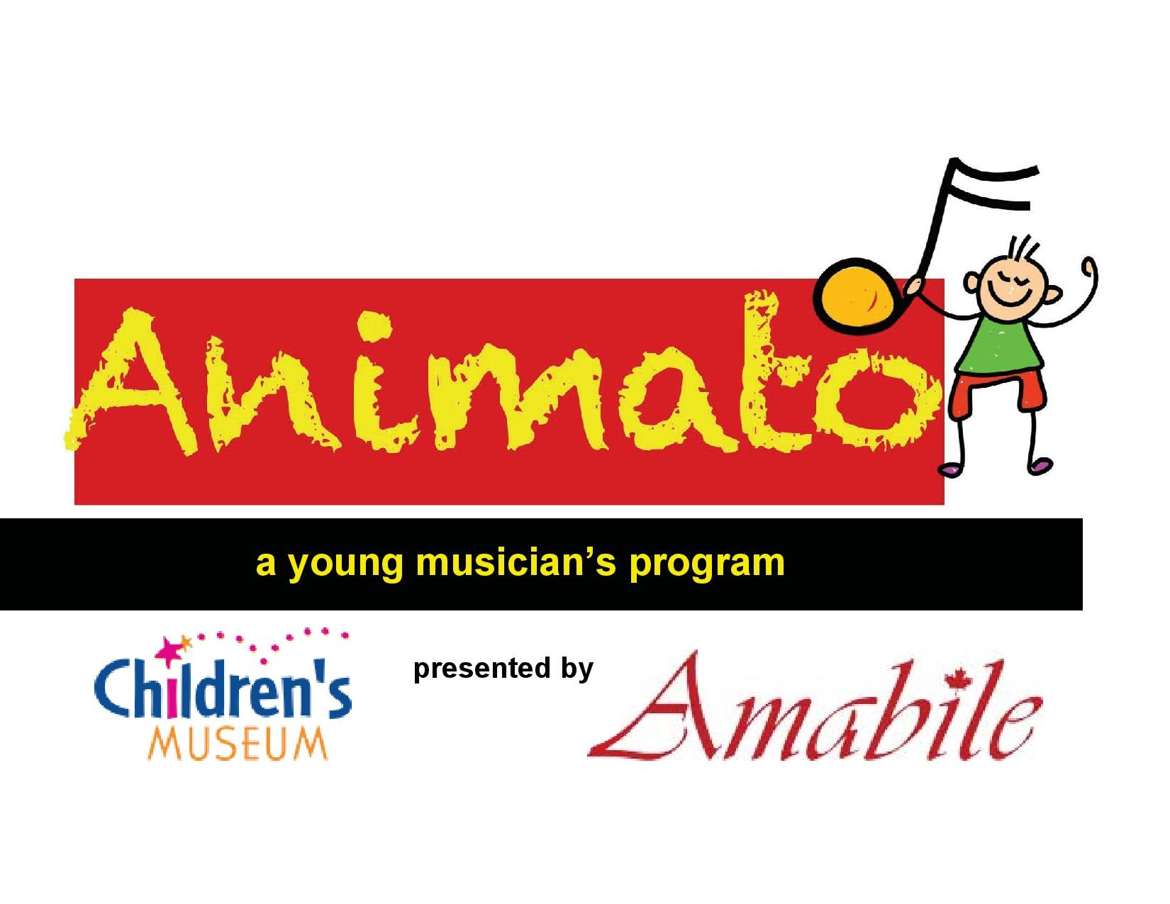 Animato - a young musician's program