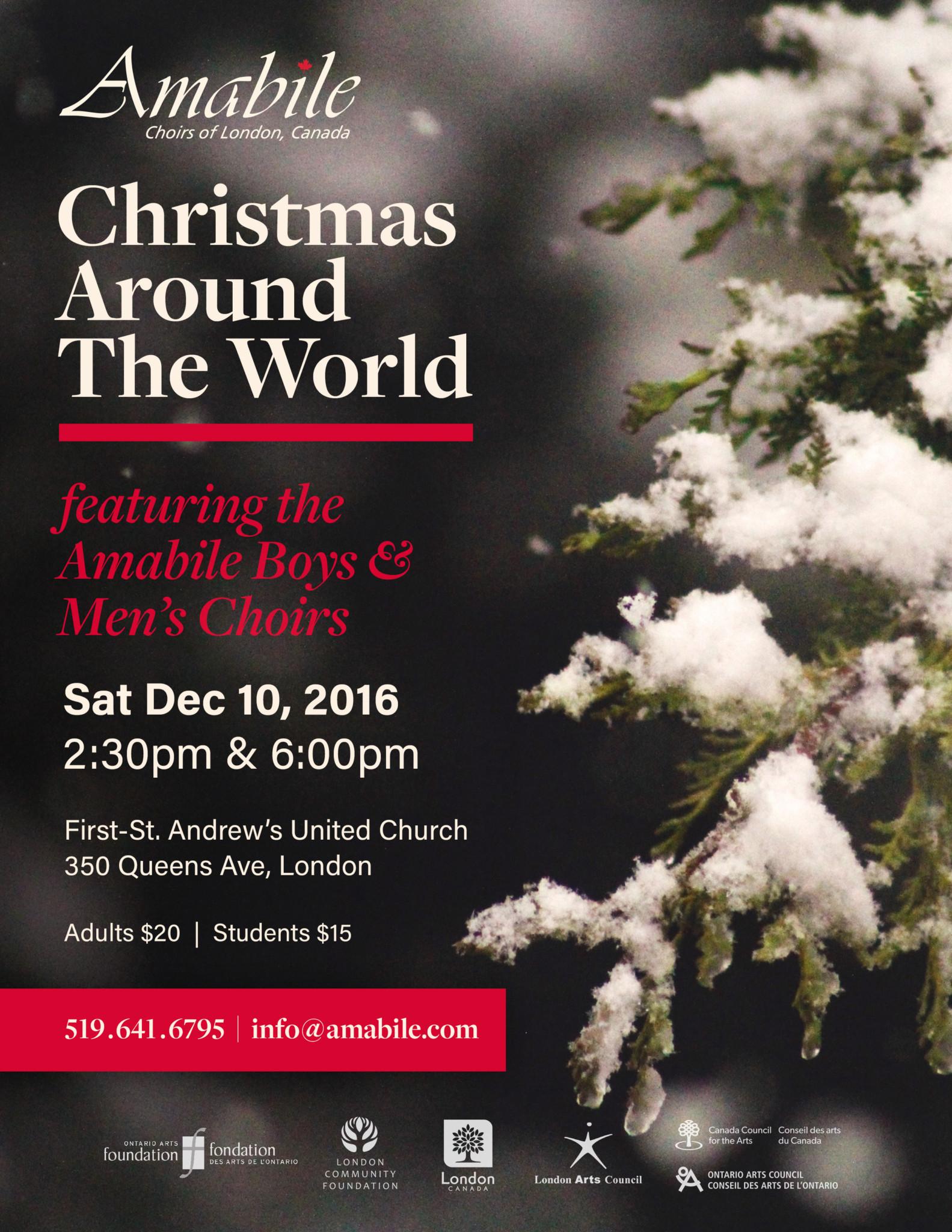december 10 230 600 boys mens christmas concert - Boys To Men Christmas