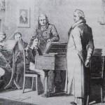 Mendelssohn bei Goethe