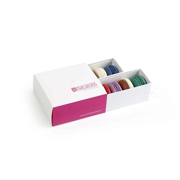 Amacarons giftbox 8st