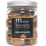 Mini jar boterspeculoos