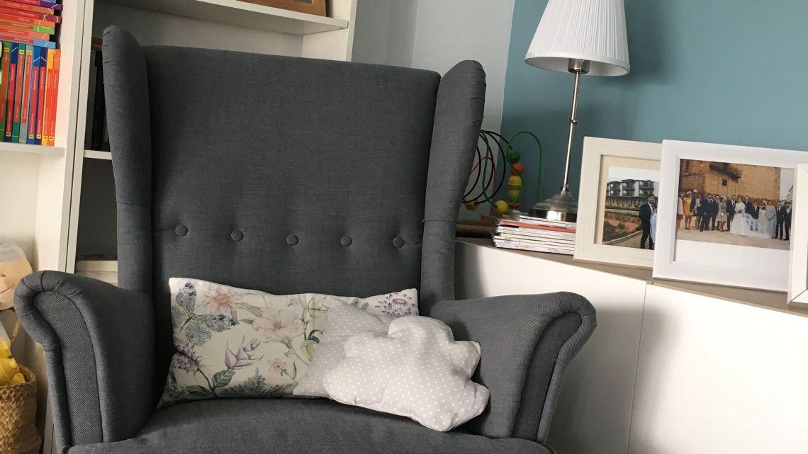 Reflexiones en el sofá