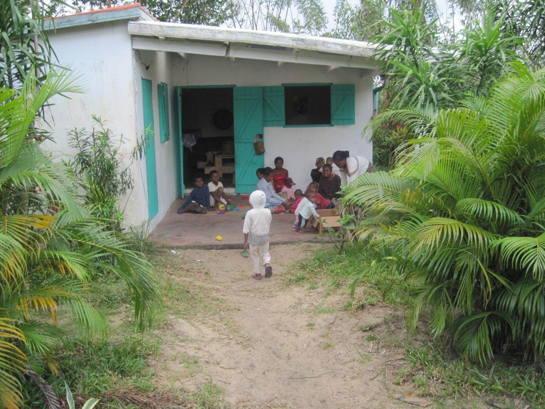 Activités récréatives au centre de Mahambo