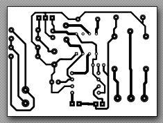 ডিলে সার্কিট এর পিসিবি লেয়াউট (PCB Layout)