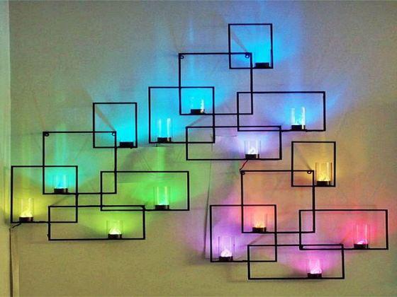 সুন্দর রংবেরং এর এলইডি দিয়ে ঘরের দেয়াল কে সাজাতে পারেন আরডুইনো - Arduino LED light5 - আরডুইনো দিয়ে চলন্ত এলইডি প্রজেক্ট