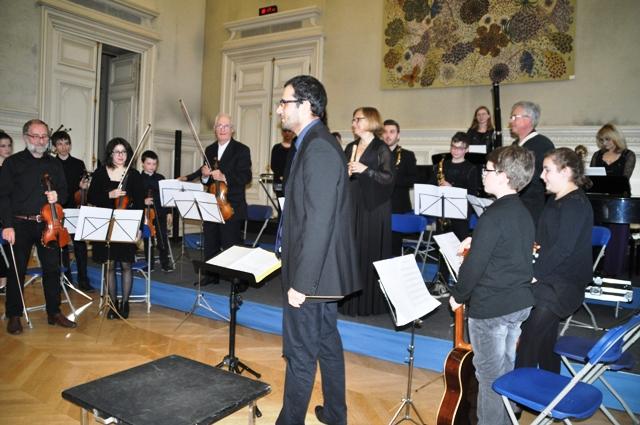L'Orchestre de l'Espace Amadeus Musique