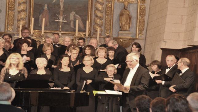 Chorale à Saint_Ybard en Corrèze (19)