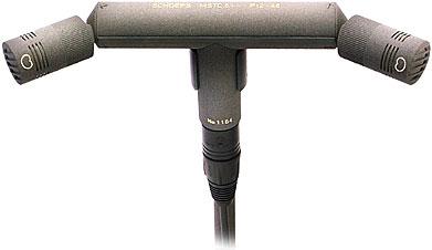 Microfono stereo/ORTF professionale Schoeps MSTC 64 U (costo circa 3100 euro)