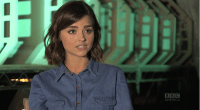The official BBC YouTube page has released a video of Jenna Coleman and returning costume designer Ray Holman talking about wardrobe choices for Clara.