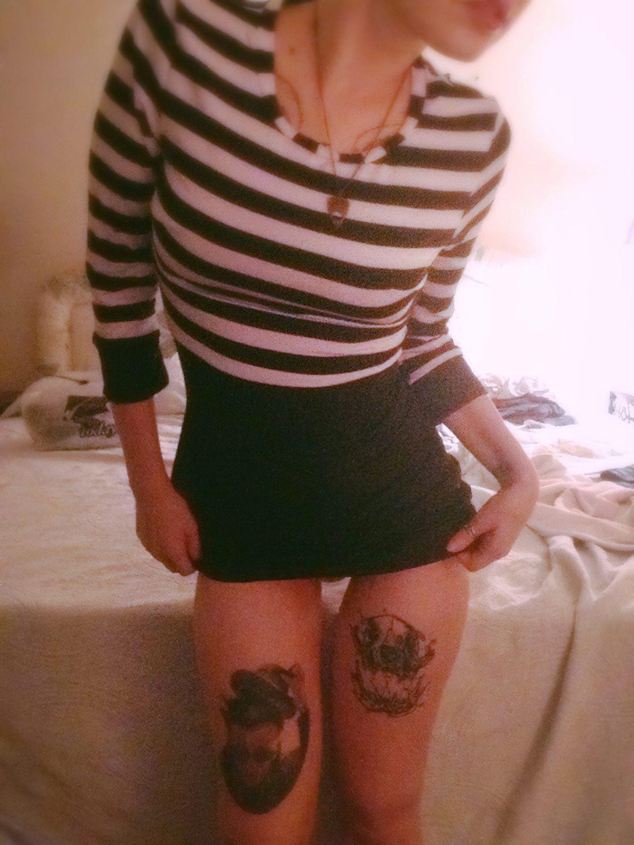 Mostrando as Tatuagens (2)