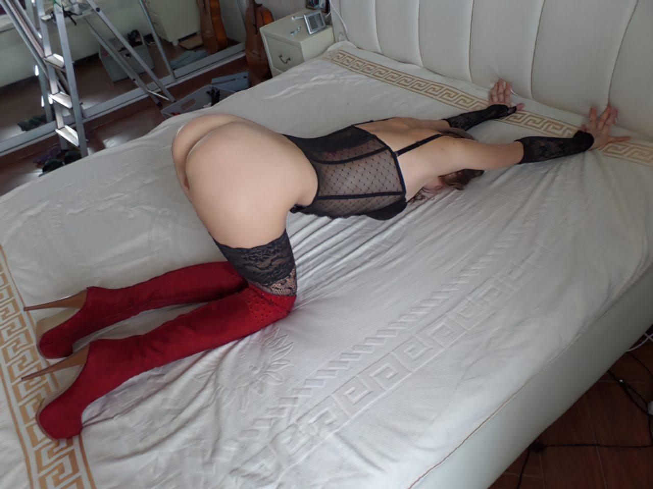 Namorada Louquinha no Hotel (1)
